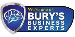 We're one of Bury's Business Experts